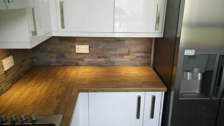 Kitchen Tiles Aberdeen complete kitchen refurbishment (video) - claude's tradesmen