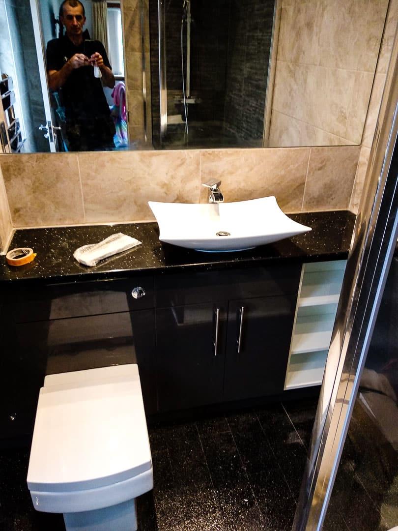 Newtonhill Bathroom refurbishment - Supply & Fit